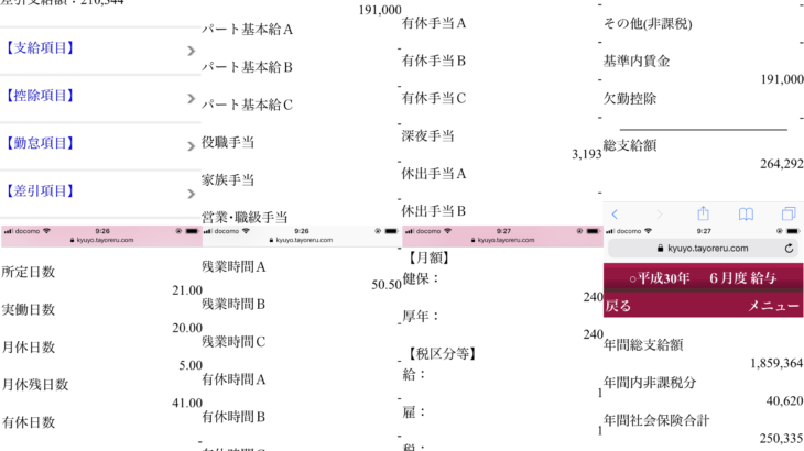 岡野食品ホールディングスの給与明細【ガチ画像】・年収・ボーナス・評判