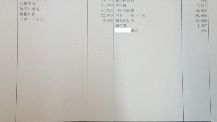 NTTマーケティングアクトの給料明細【ガチ画像】・年収・ボーナス・評判