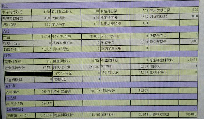 マイナビの給与明細【ガチ画像】・年収・ボーナス・評判
