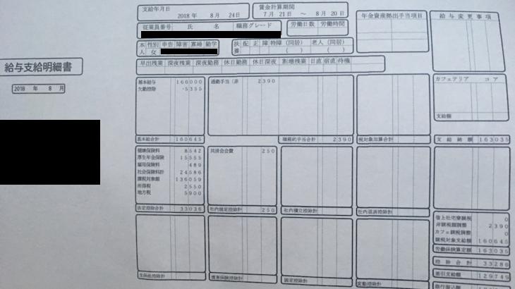 カメイの給料明細【ガチ画像】・年収・ボーナス・評判