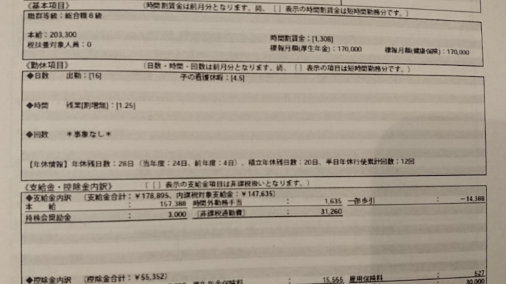日立ICTビジネスサービスの給料明細【ガチ画像】・年収・ボーナス・評判