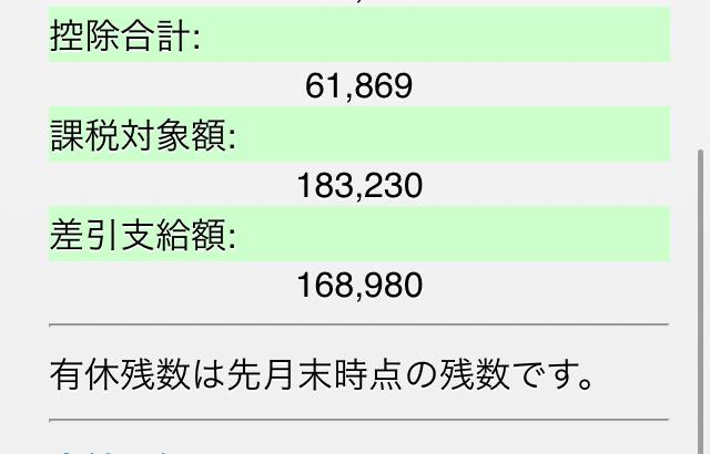ハローズの給料明細【ガチ画像】・年収・ボーナス・評判
