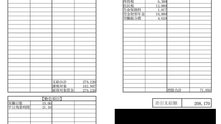 富士通ゼネラルの給料明細【ガチ画像】・年収・ボーナス・評判