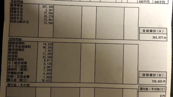 アドヴィックスの給料明細【ガチ画像】・年収・ボーナス・評判
