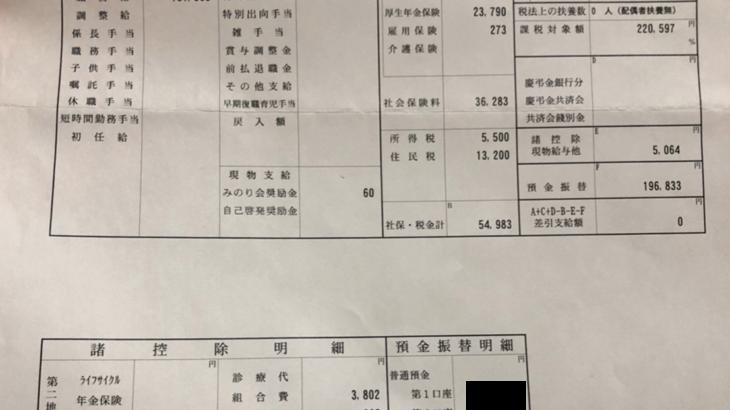 名古屋銀行の給与明細【ガチ画像】・年収・ボーナス・評判