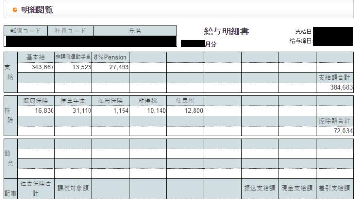 イーベイジャパンの給与明細【ガチ画像】・年収・ボーナス・評判