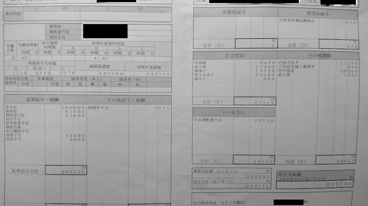 住友生命保険の給与明細【ガチ画像】・年収・ボーナス・評判