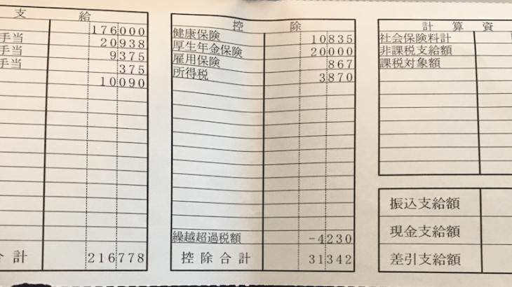 スノーピークの給与明細【ガチ画像】・年収・ボーナス・評判