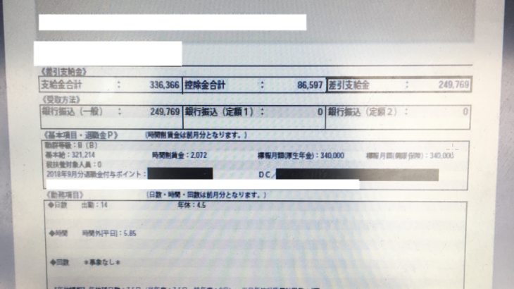 ルネサスエレクトロニクスの給与明細【ガチ画像】・年収・ボーナス・評判