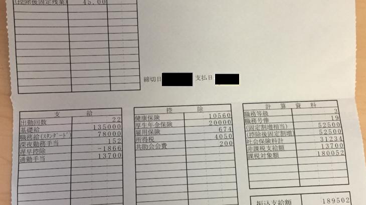 バイク王&カンパニーの給与明細【ガチ画像】・年収・ボーナス・評判