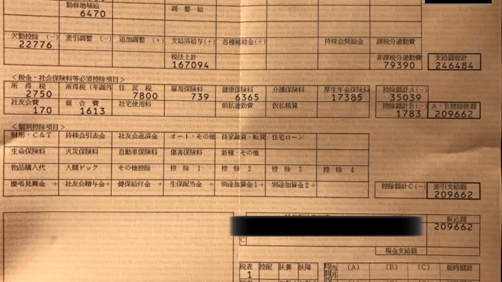 あいおいニッセイ同和損害保険の給与明細【ガチ画像】・年収・ボーナス・評判