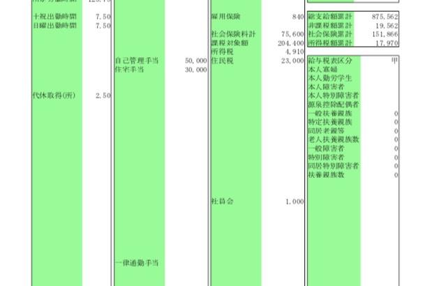 ディスコの給与明細【ガチ画像】・年収・ボーナス・評判