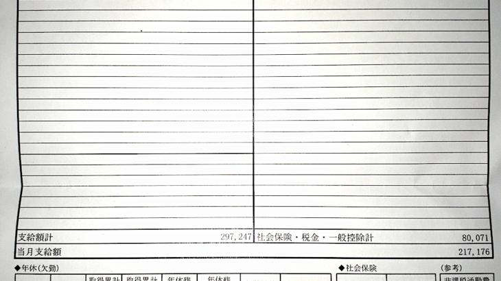 清水建設の給料明細【ガチ画像】・年収・ボーナス・評判