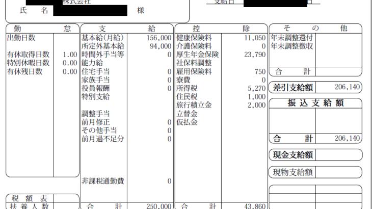 FutureRaysの給与明細【ガチ画像】・年収・ボーナス・評判