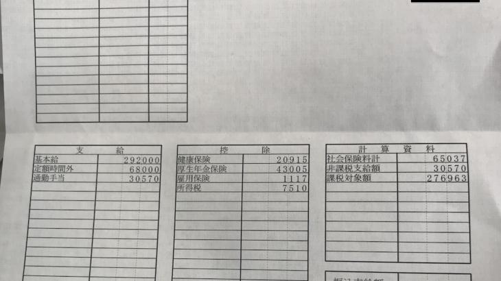 エスシーテクノロジーの給料明細【ガチ画像】・年収・ボーナス・評判