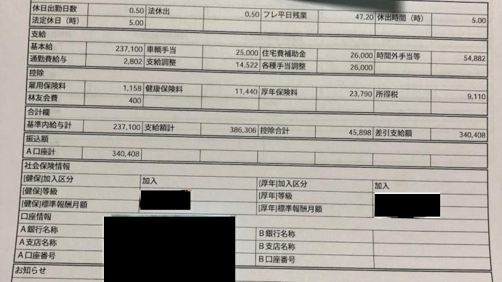 住友林業の給料明細【ガチ画像】・年収・ボーナス・評判