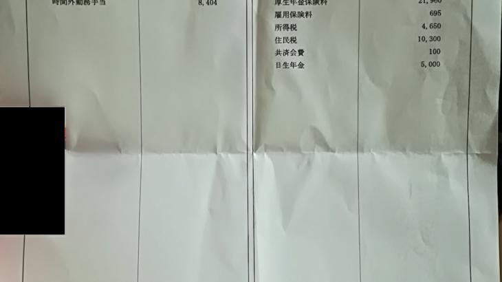 エスアールエルの給料明細【ガチ画像】・年収・ボーナス・評判