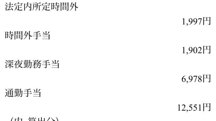 スターバックスコーヒージャパンの給与明細【ガチ画像】・年収・ボーナス・評判