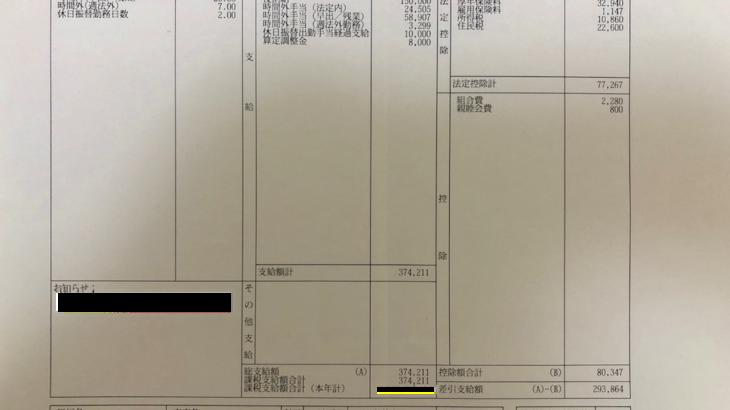 三井住友信託銀行の給料明細【ガチ画像】・年収・ボーナス・評判