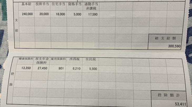 アイオイ・システムの給料明細【ガチ画像】・年収・ボーナス・評判